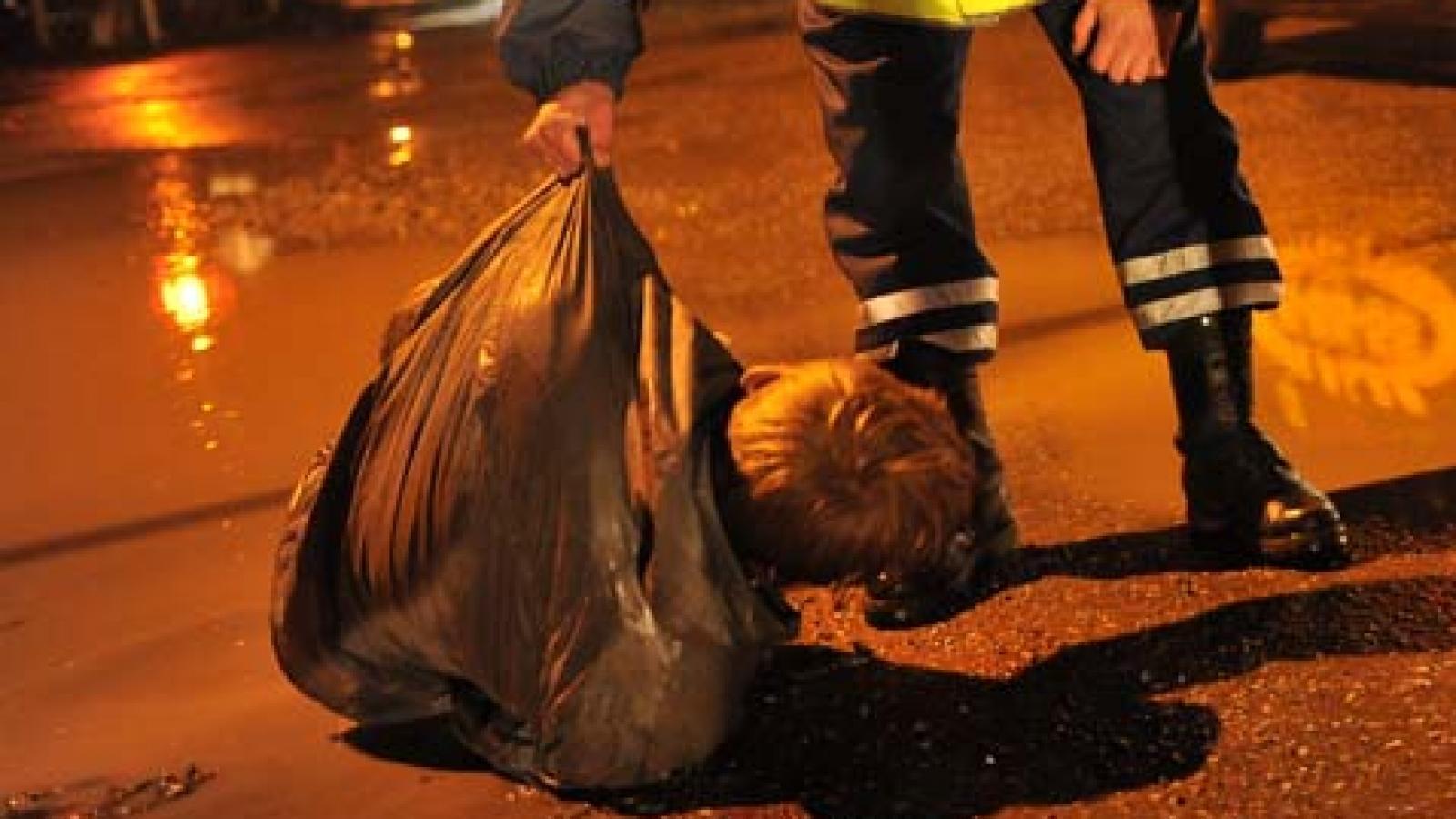 Пьяного пешехода сбили в Вологде