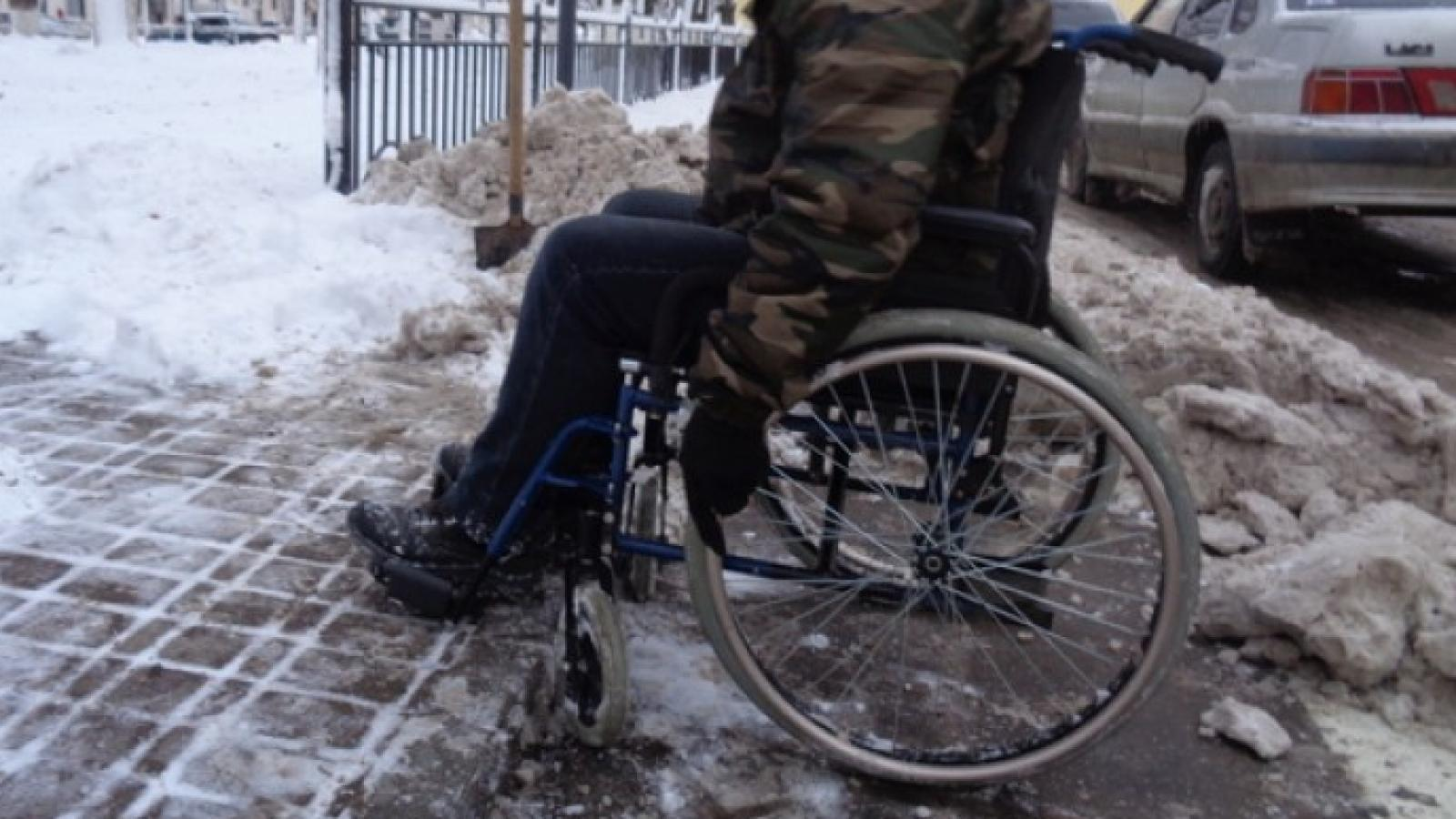 Череповчанин ограбил инвалида-колясочника