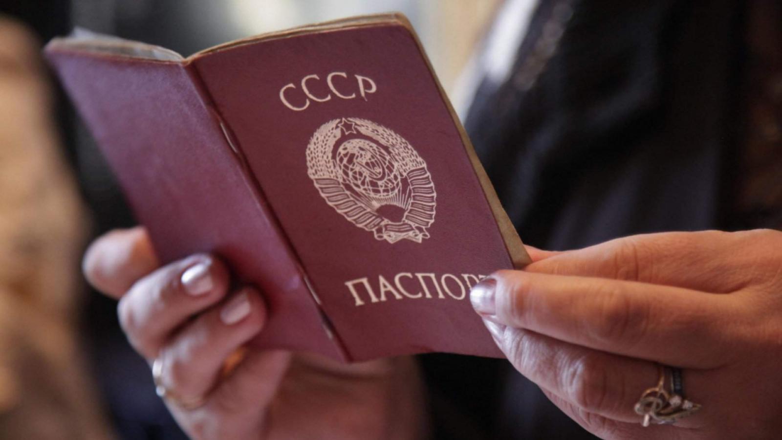 В Череповце задержали вора с паспортом СССР