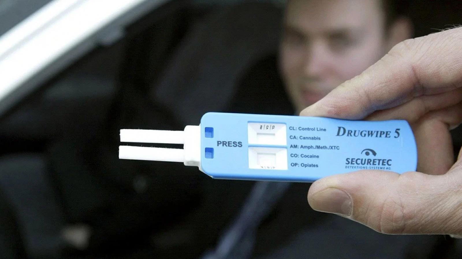 МВД предлагает ускоренно тестировать водителей