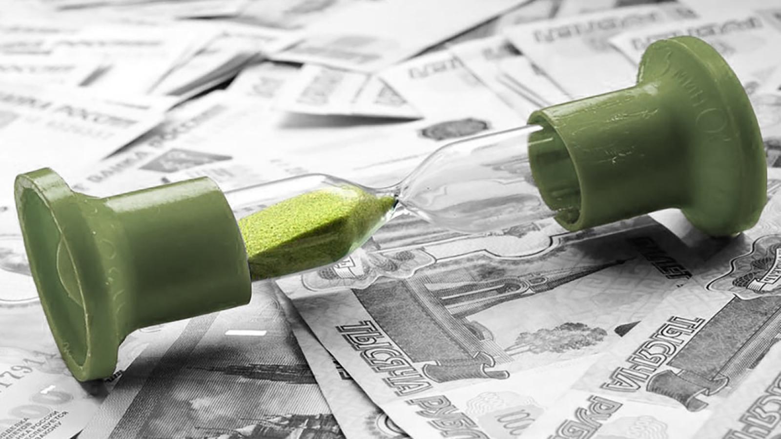 Коллекторы ожидают, что 40% заёмщиков просрочат платежи