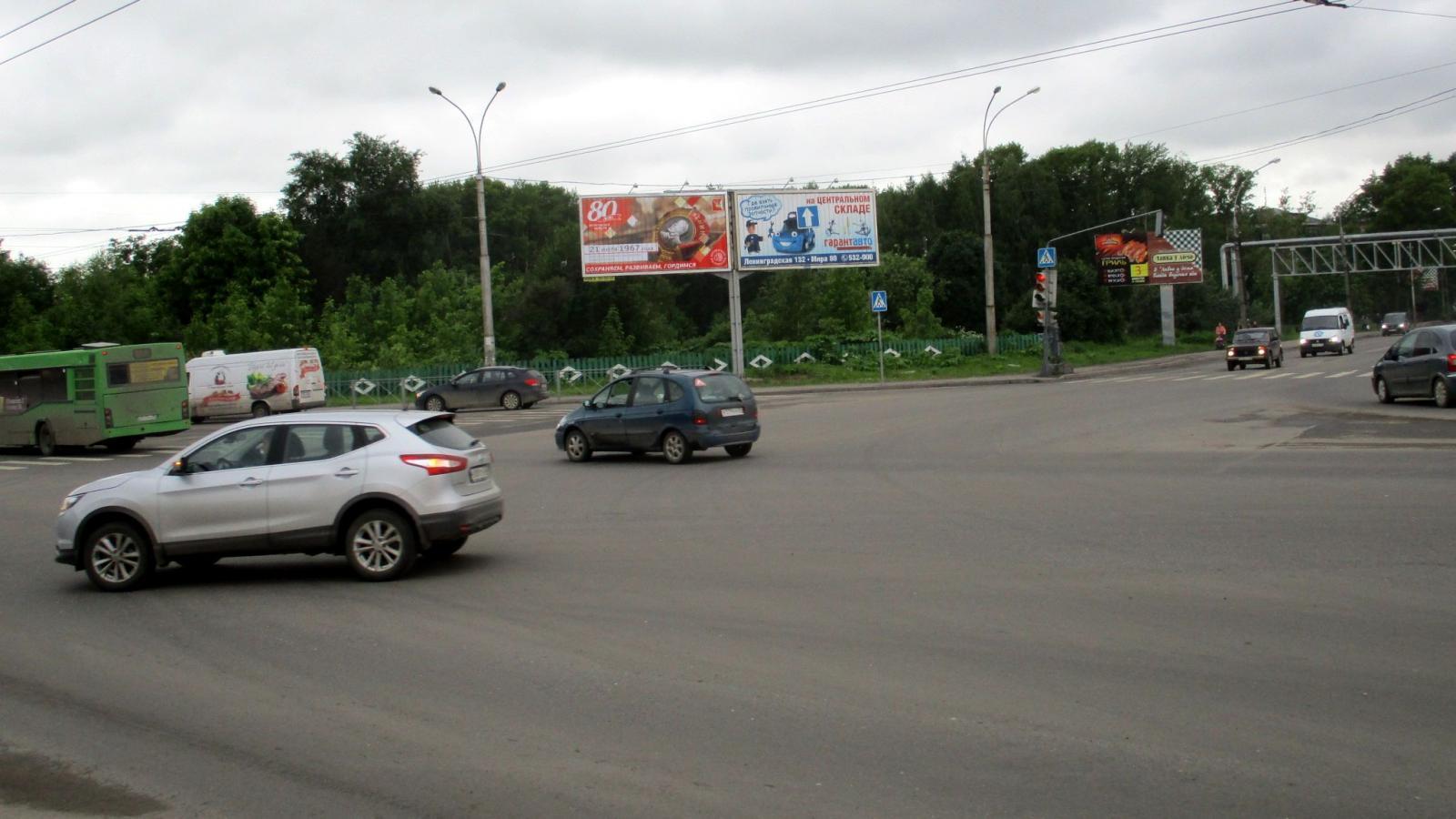 Перекрёсток улиц Конева и Можайского сильно изменится