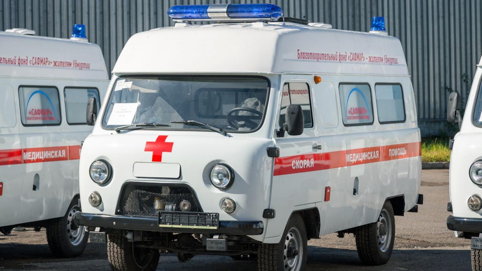 В Вологодскую область прибудут кареты скорой помощи от правительства РФ
