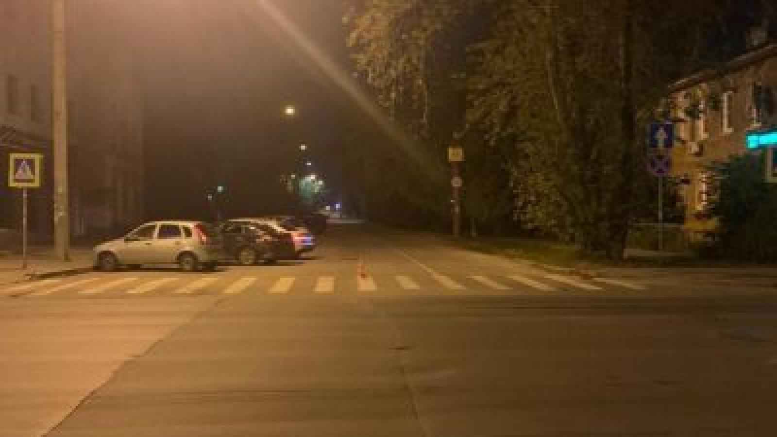 Авария на улице Герцена