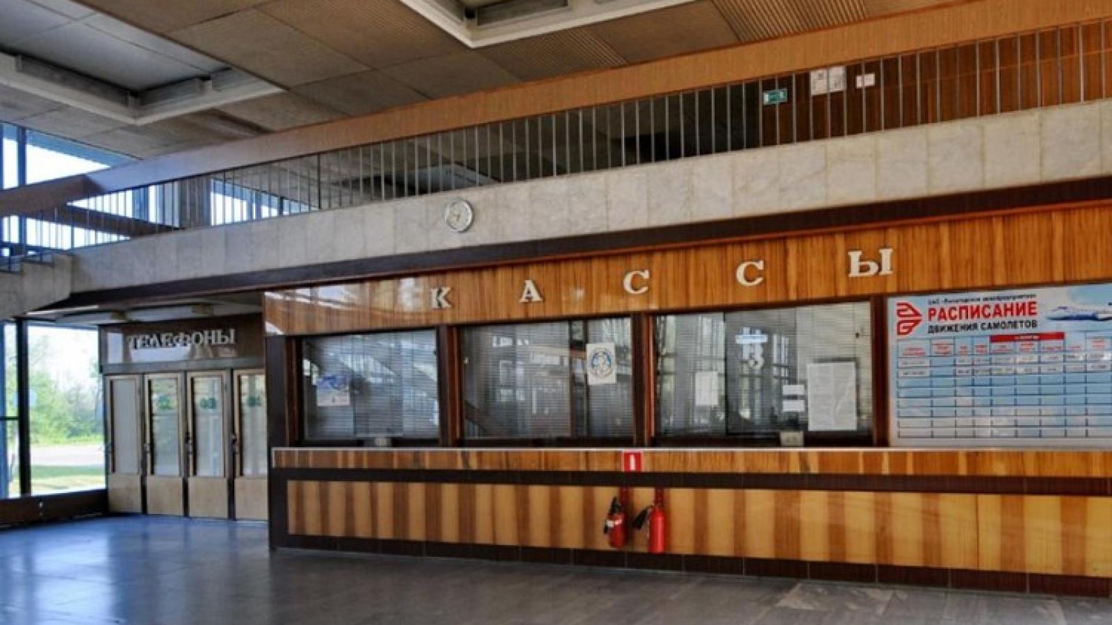 Вологодский аэропорт ожидает реконструкция