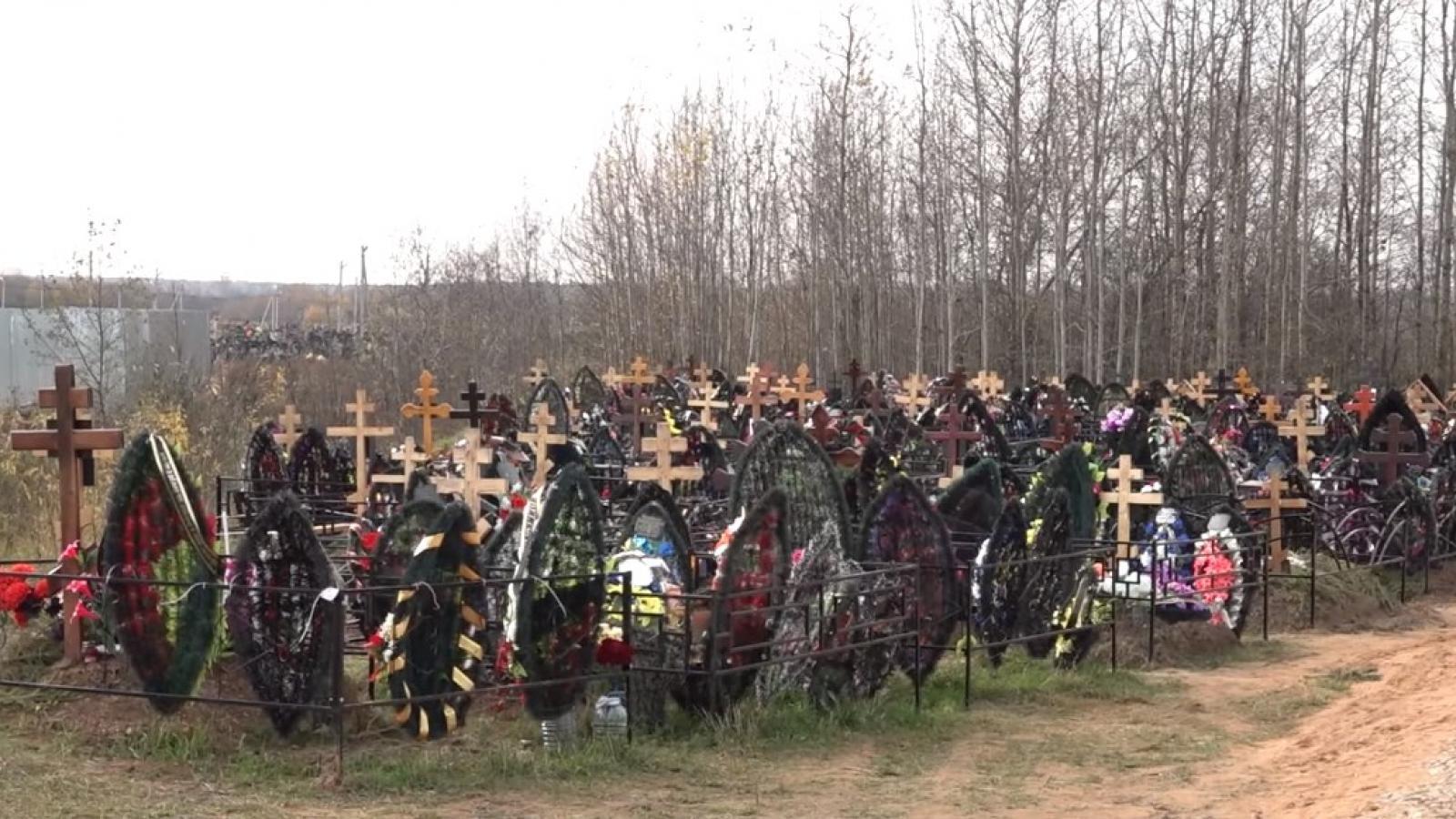 В Вологде удвоилось число захоронений