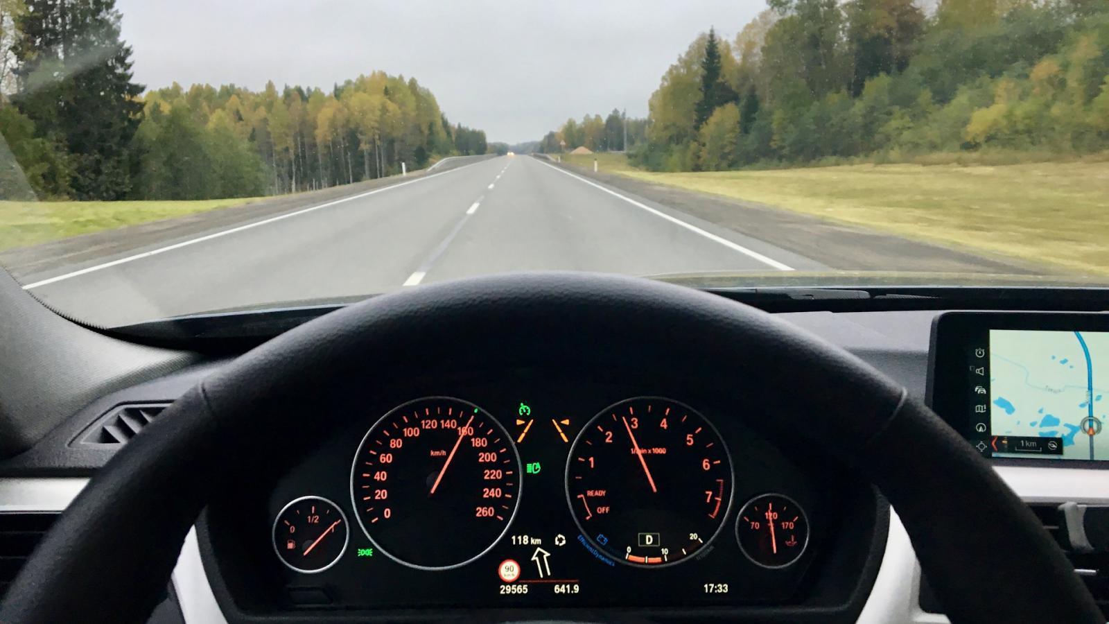 Разрешат ли водителям разгоняться до 150 км/ч?