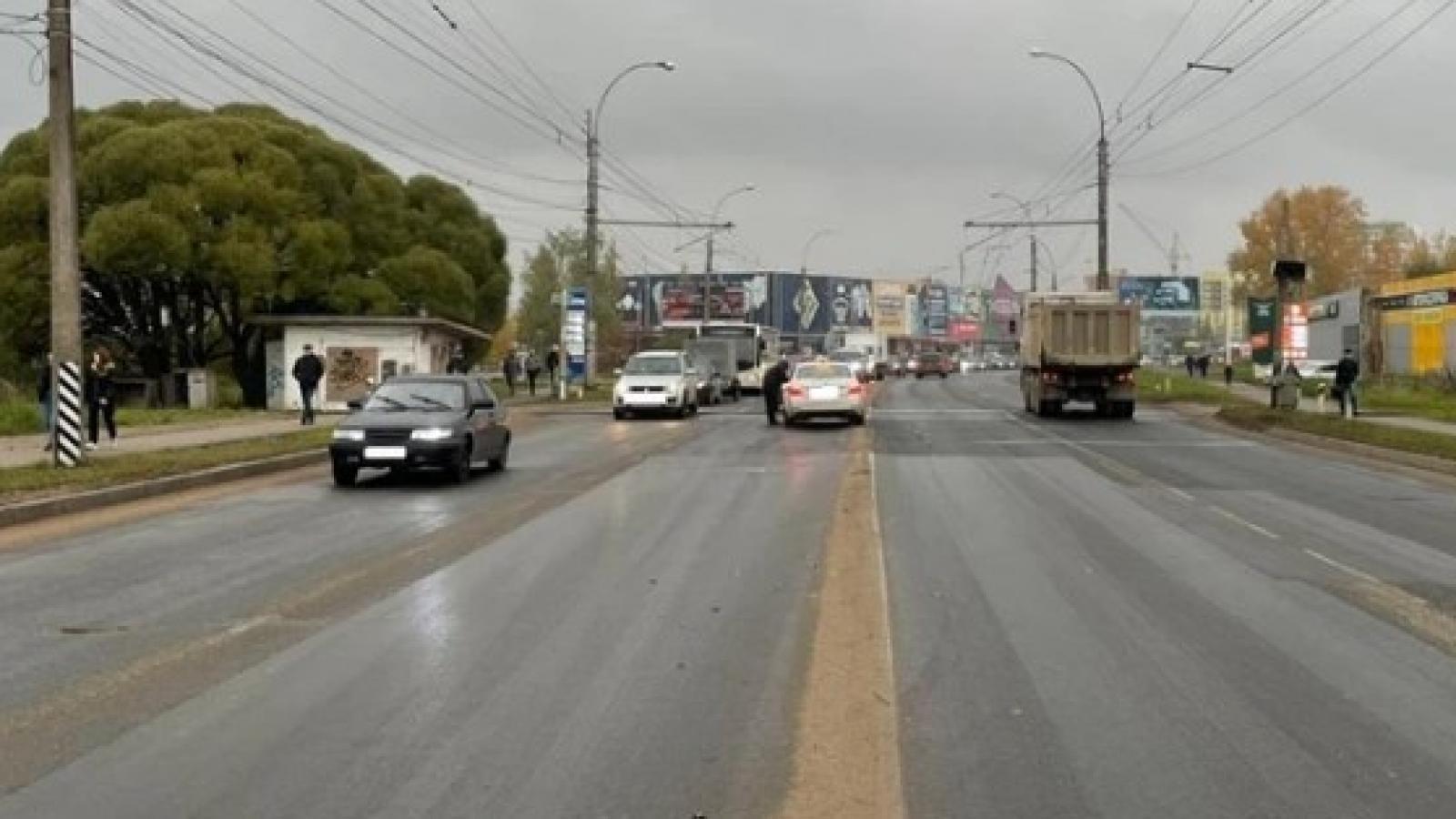 9-летнего мальчика сбили на Окружном шоссе