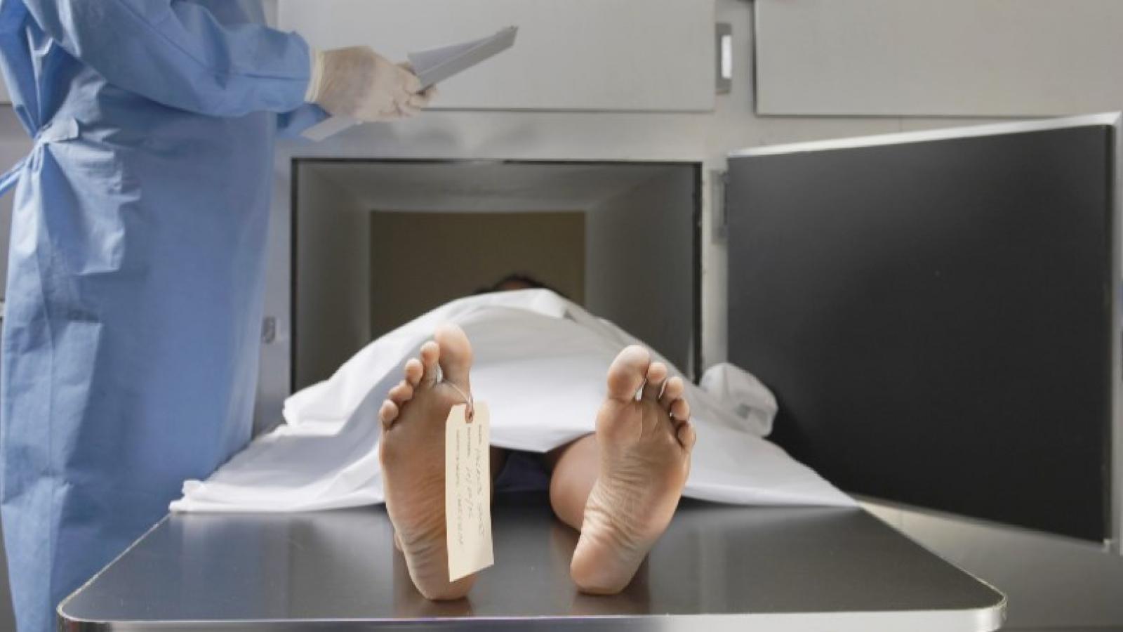 Моногоспиталь Вологды не справляется с телами умерших?
