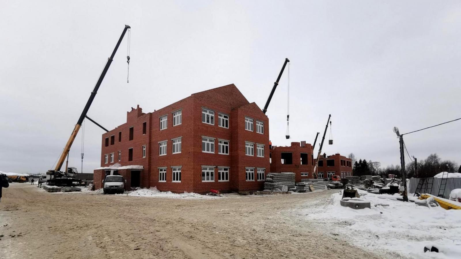 Еще четыре: Вологда получит 2 млрд. руб. на строительство 4 детских садов