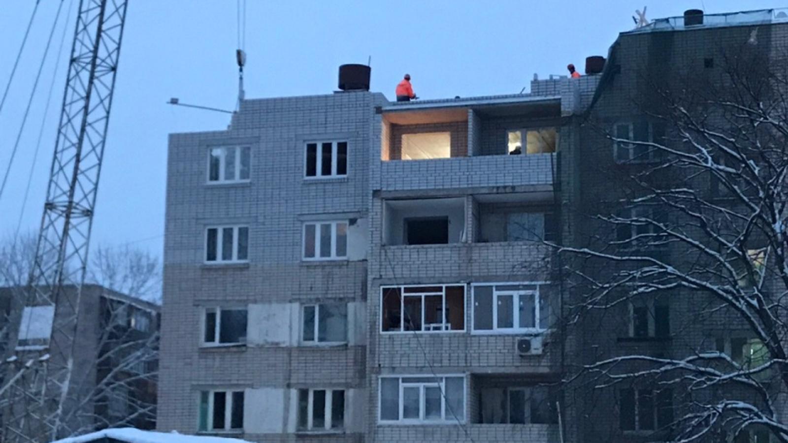 Последствия взрыва газа: 3 семьи пока не могут вернутся в свои квартиры