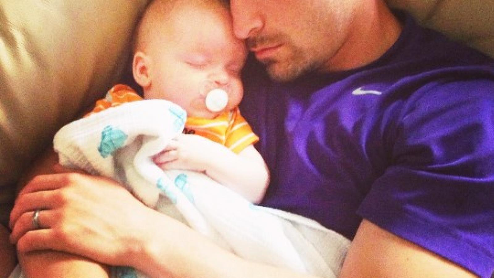 Отцам могут дать отпуск при рождении ребёнка