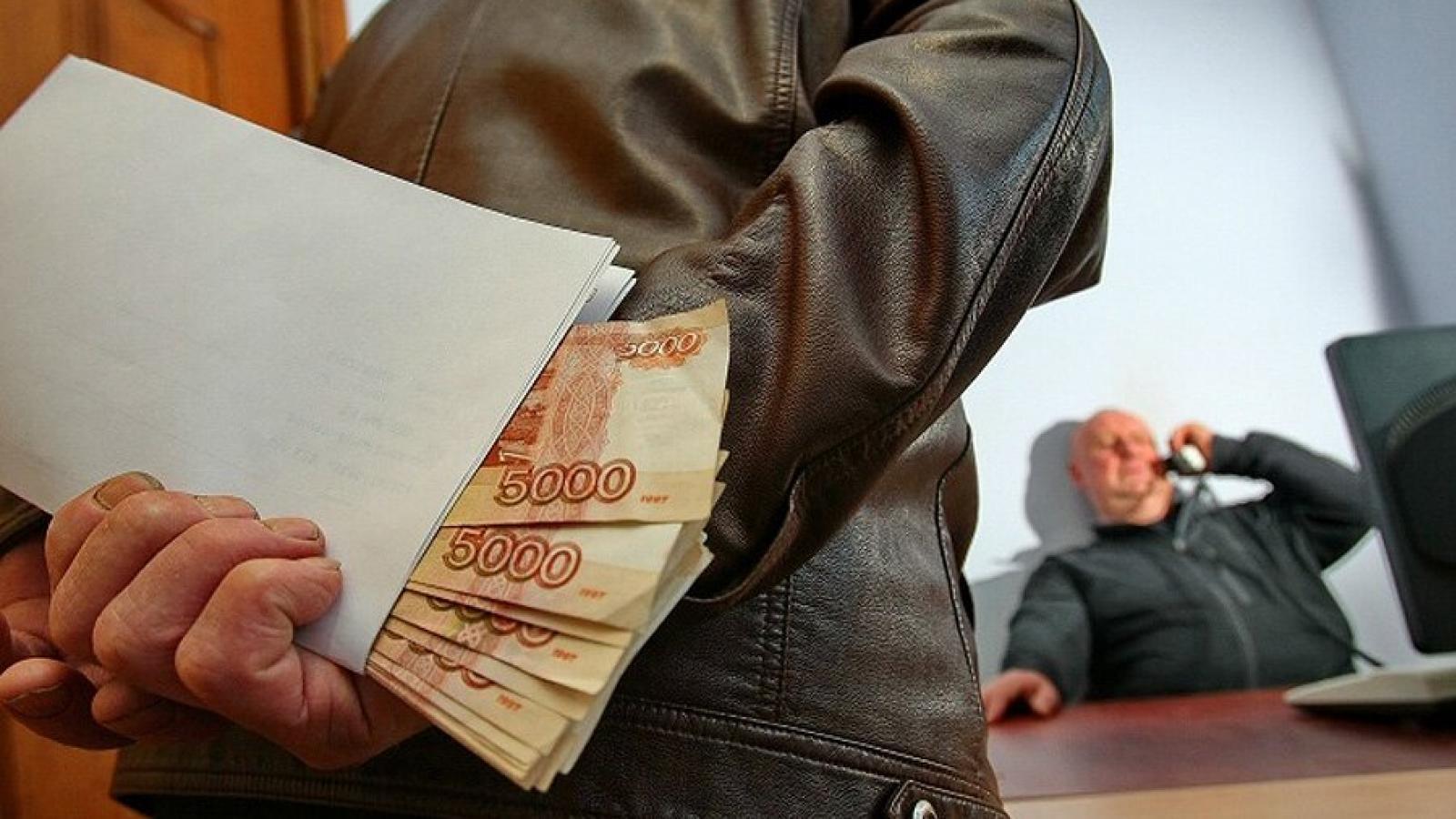 В 5 раз выросло число взяток на Вологодчине