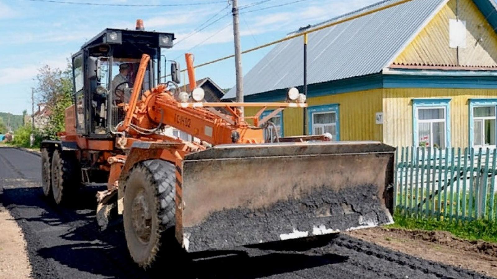 На Вологодчине отремонтируют дороги в райцентрах