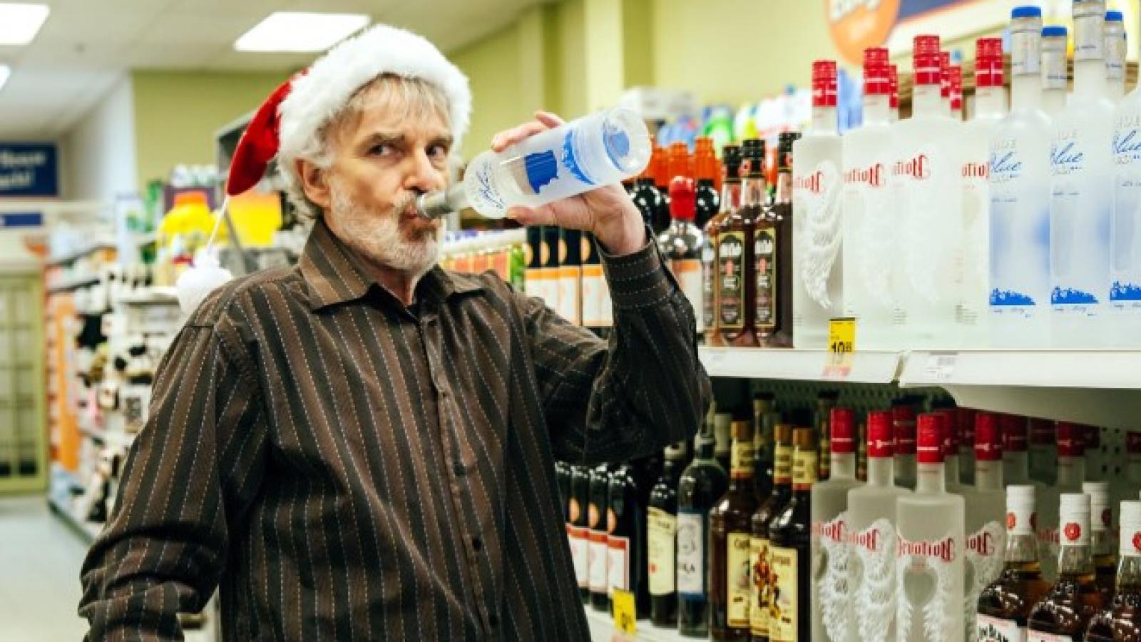 Запретить алкоголь в новогодние праздники?