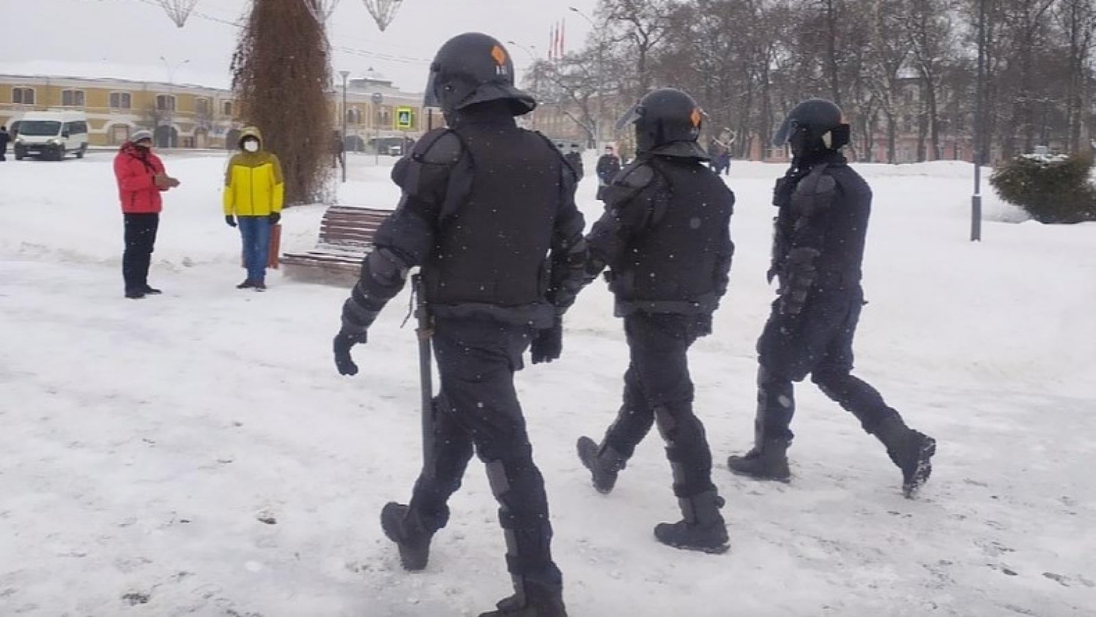 Как прошла акция протеста в Вологде?