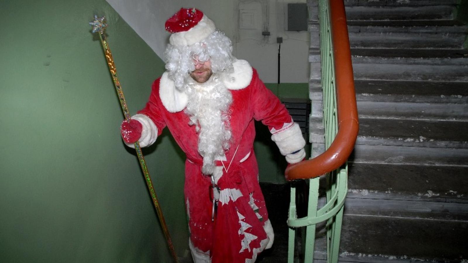 В новогоднюю ночь обокрали вологодскую квартиру