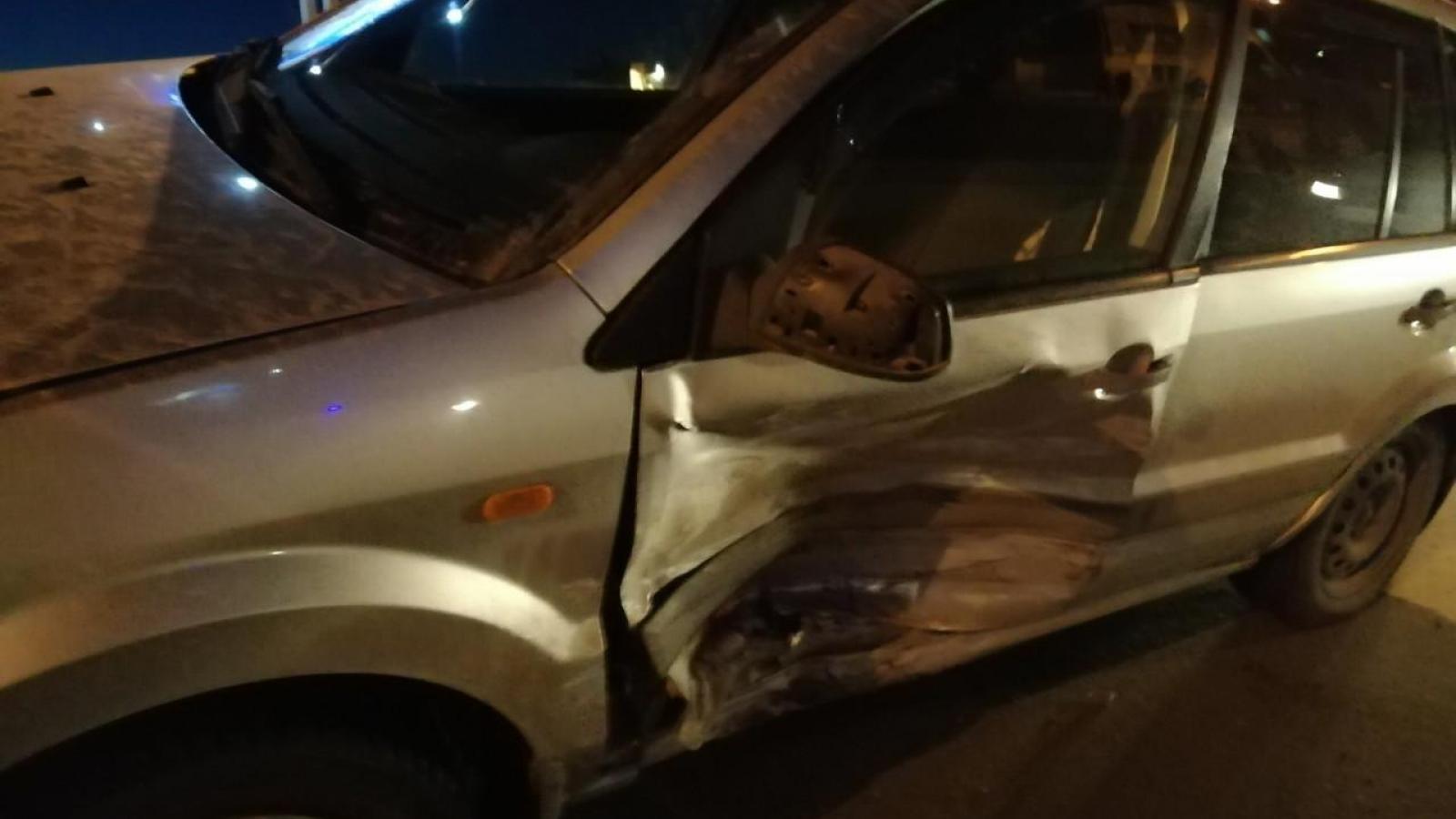 ДТП на Конева: два человека пострадали