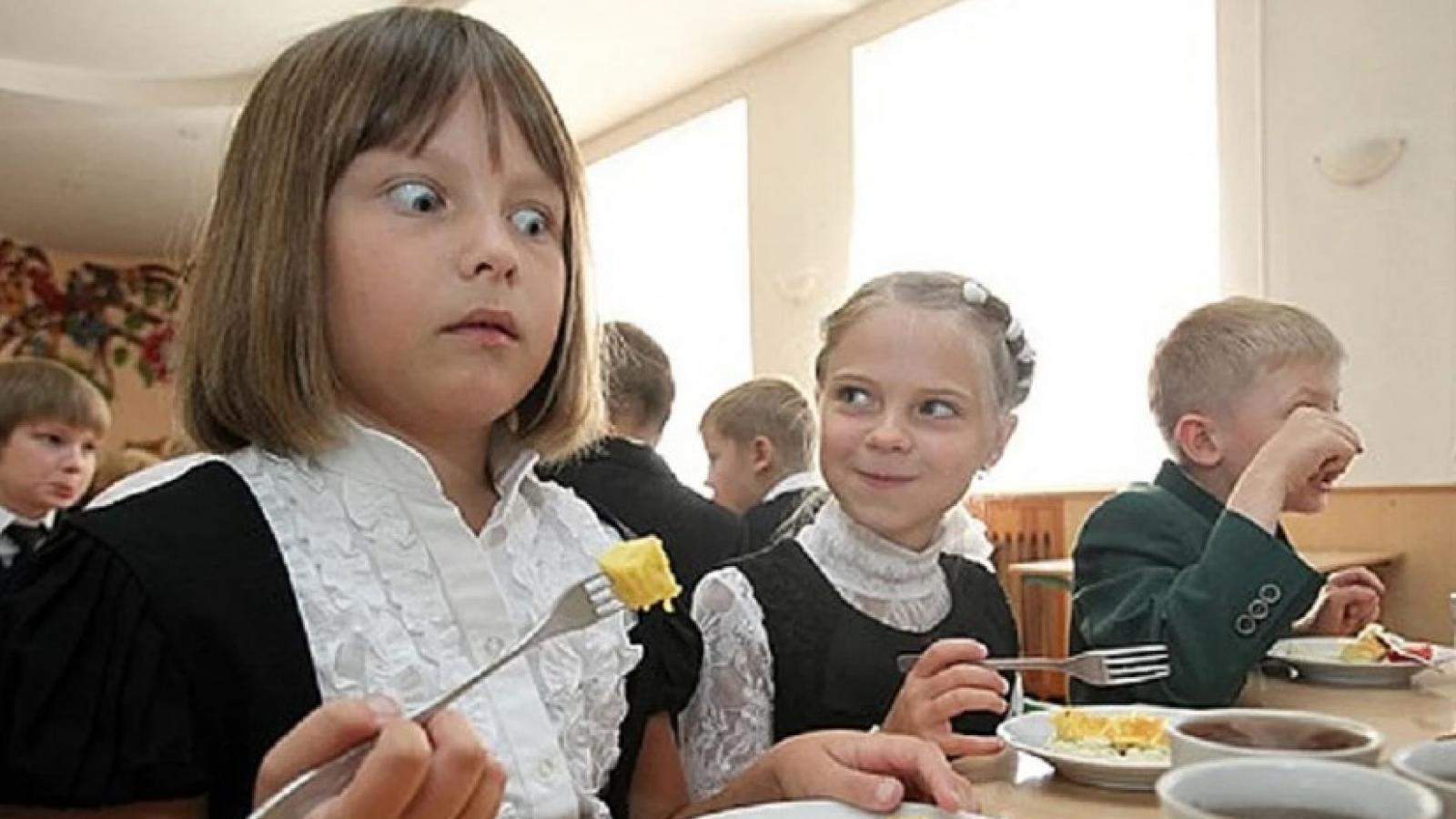 Сколько стоят бесплатные школьные обеды?