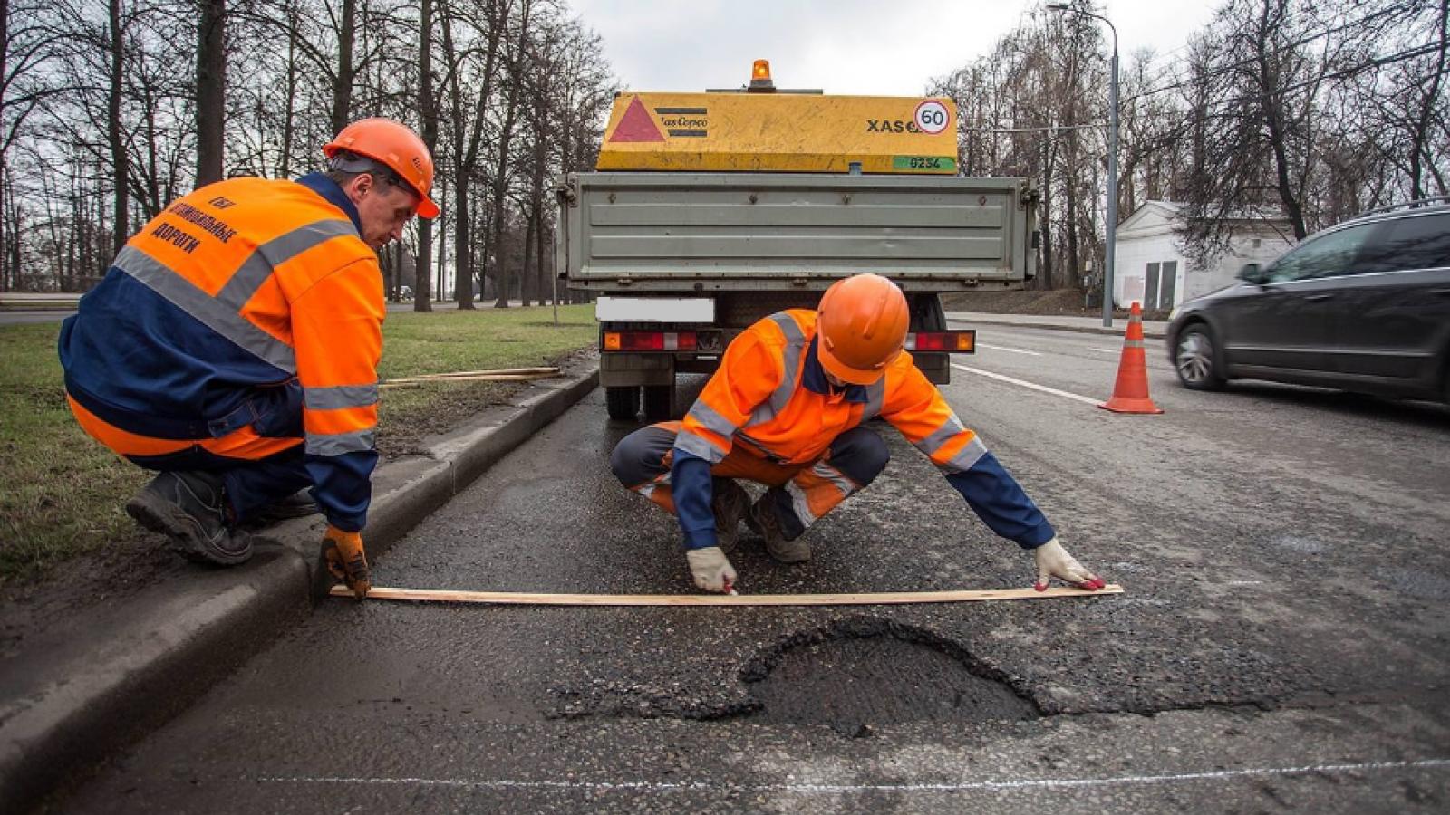 Какие улицы отремонтируют в 2021 году?