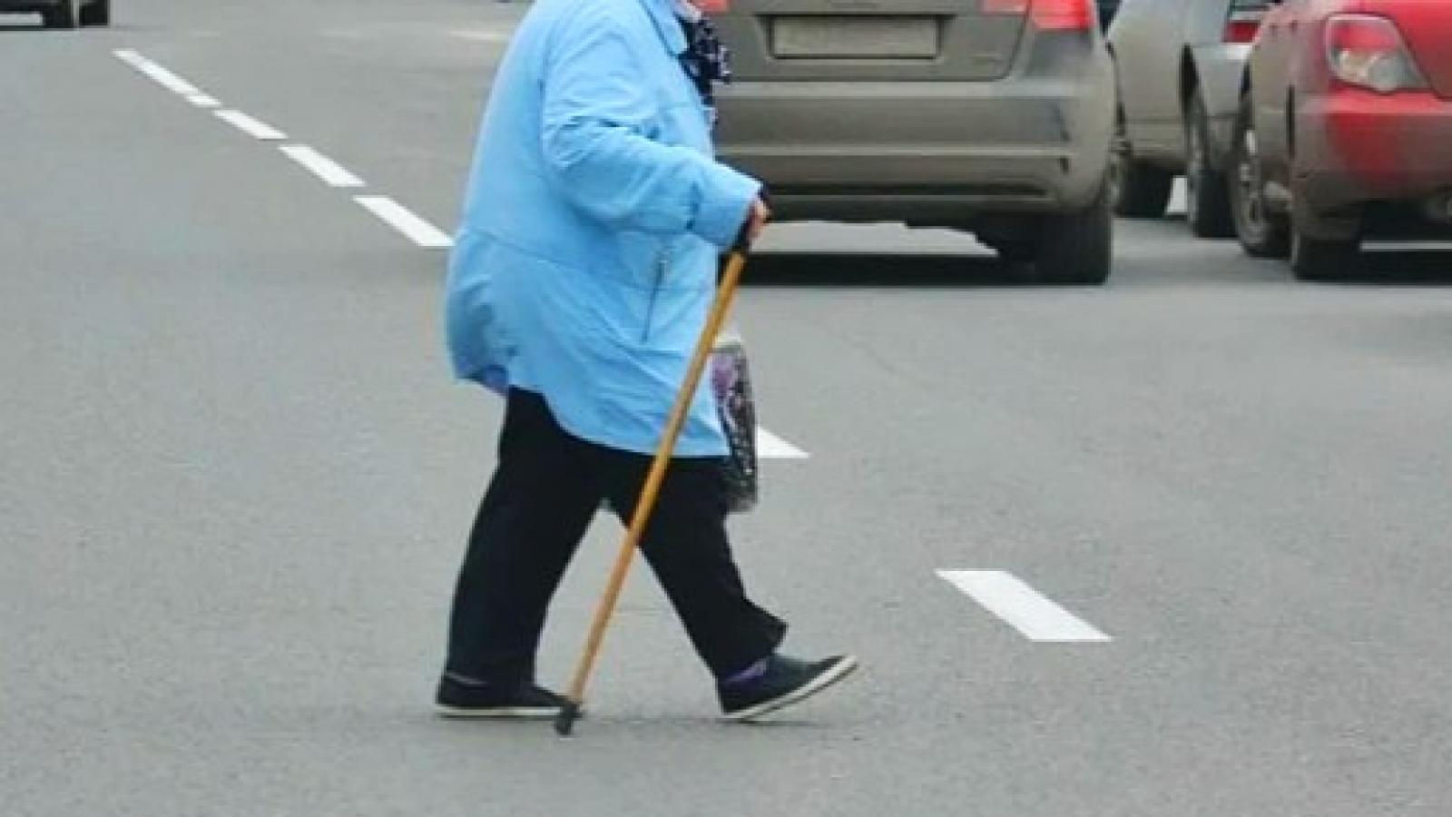 Пенсионерка погибла на дороге
