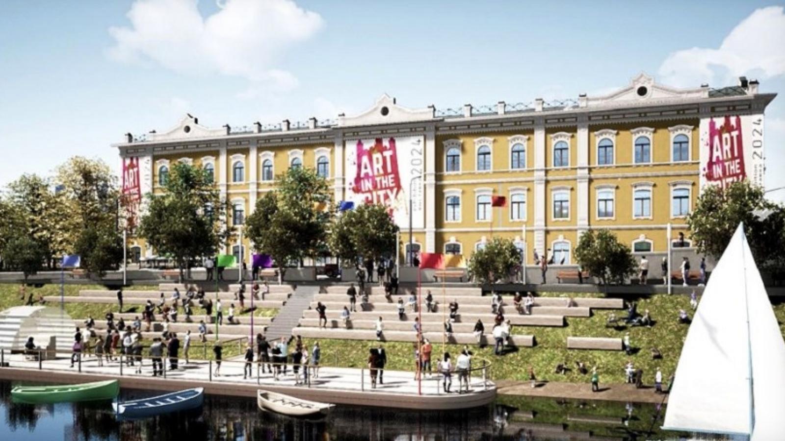 Госпиталь превратят в культурный центр?