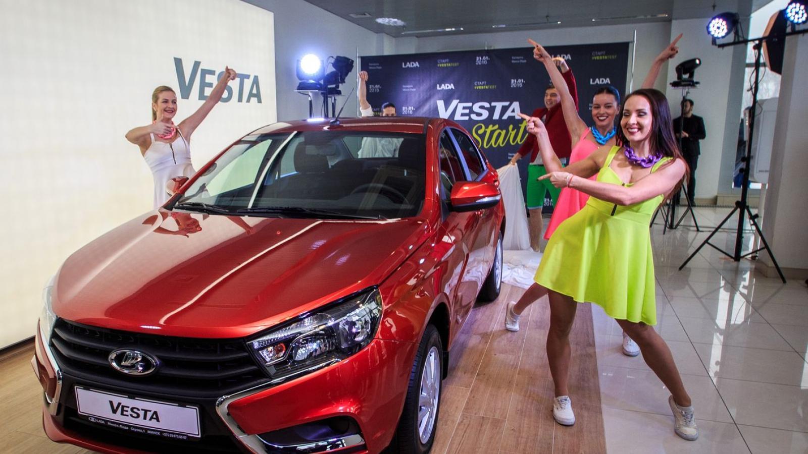 Продажи АвтоВАЗа поставили рекорд