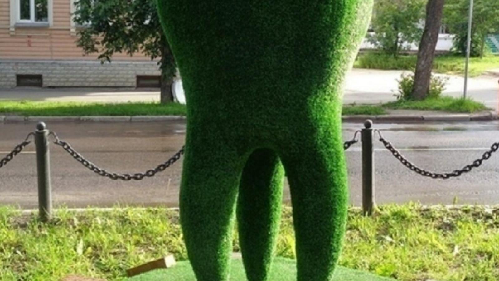 Новый арт-объект появился в Вологде