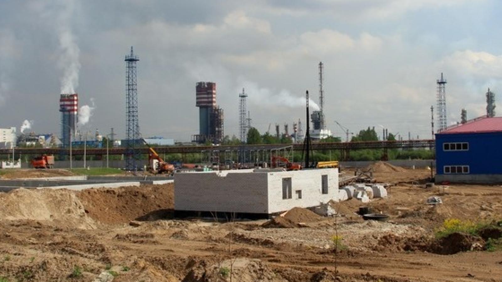 В Череповце построят новый завод