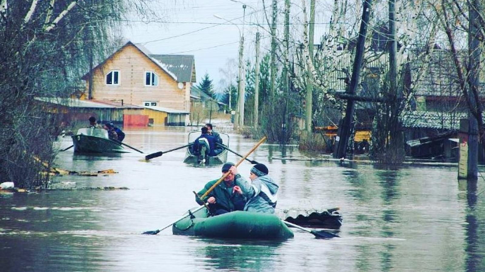 Устюжан избавят от наводнений