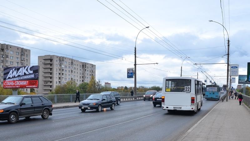В областной столице закончен ремонт Ленинградского моста
