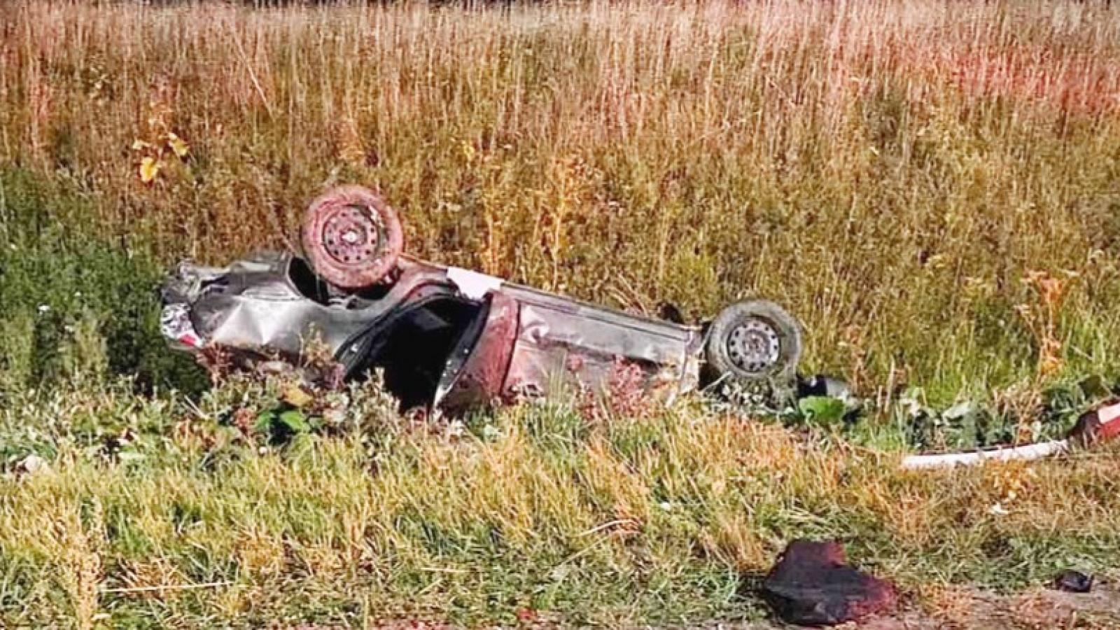 Девушка погибла после страшной аварии