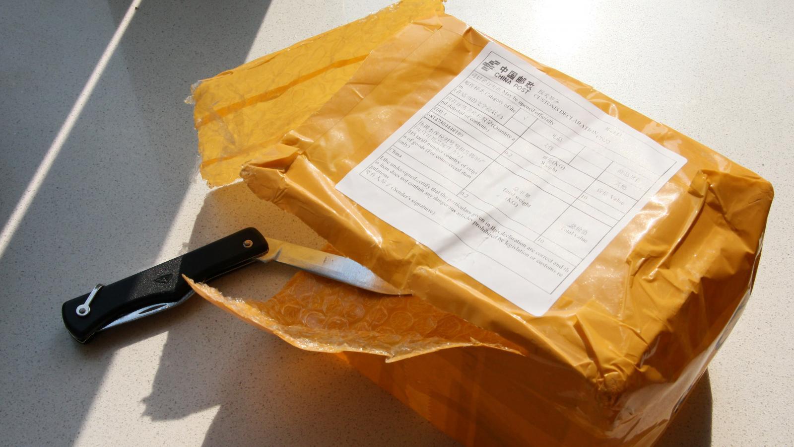 Вологжанину пришла посылка из Южной Америки с килограммом наркотиков