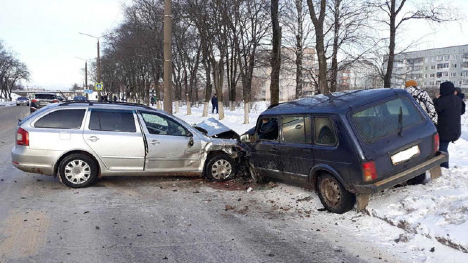 5 человек пострадало в серьёзном ДТП в Соколе