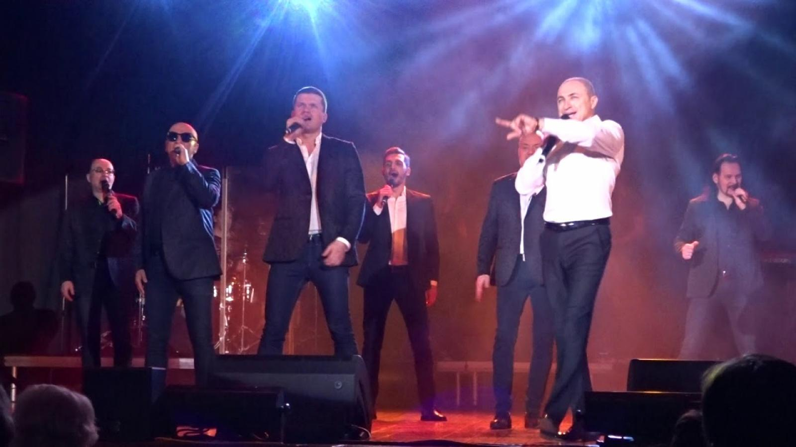 За выступление «Хора Турецкого» заплатят 11 млн. руб.