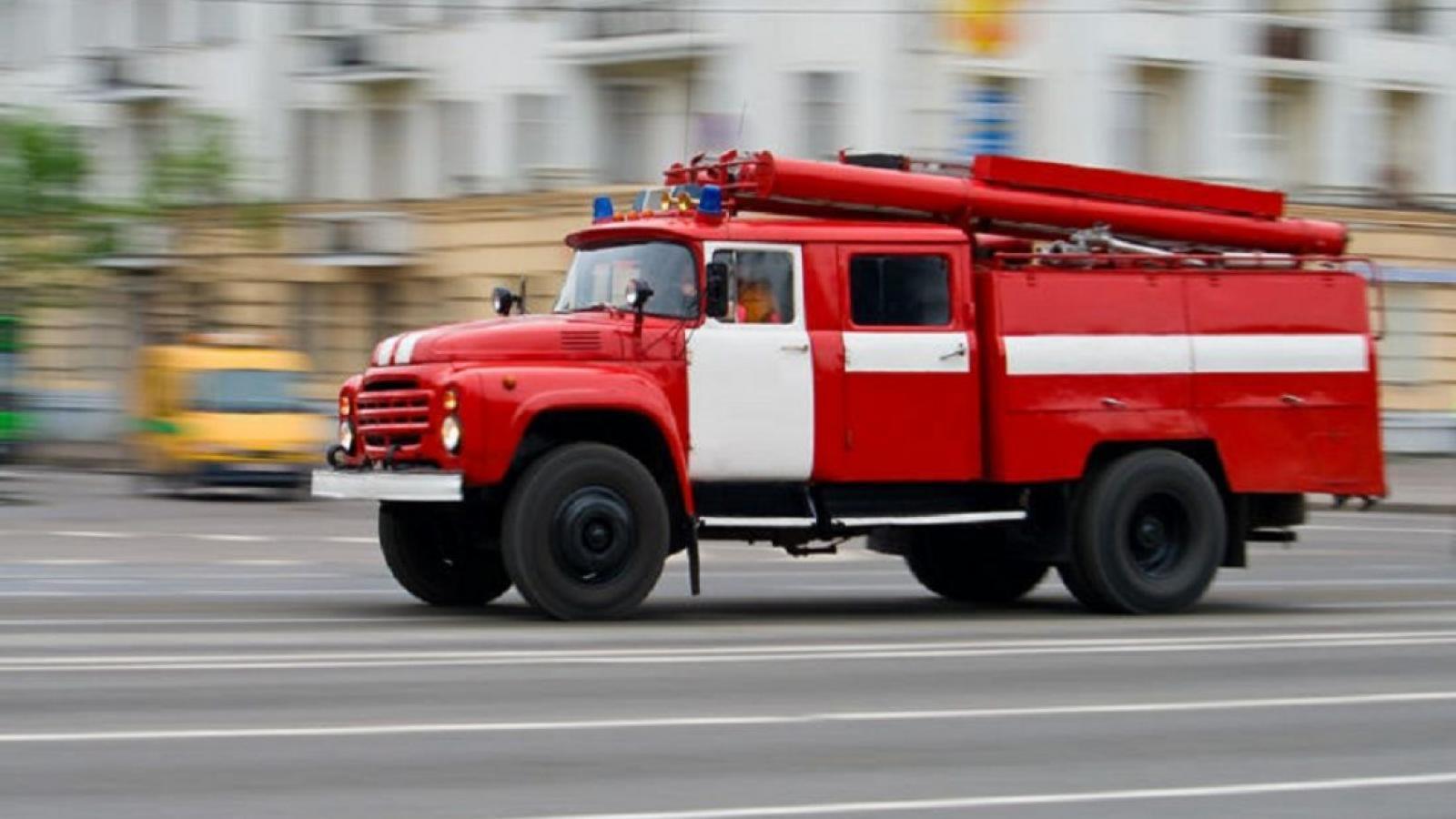 Пожар в центре Череповца: хозяин квартиры надышался угарным газом