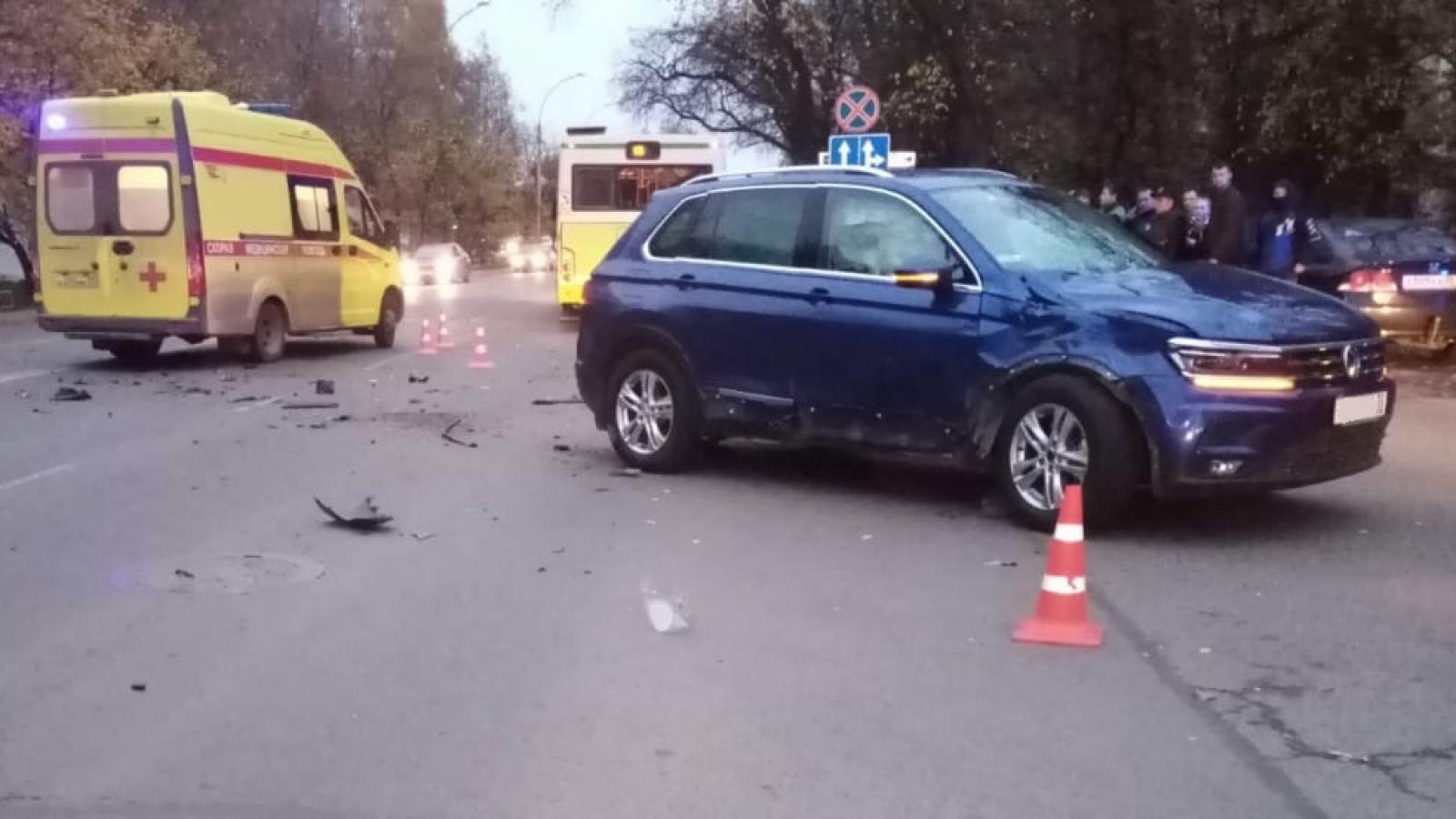 6 человек погибло на дорогах Вологодчины за выходные