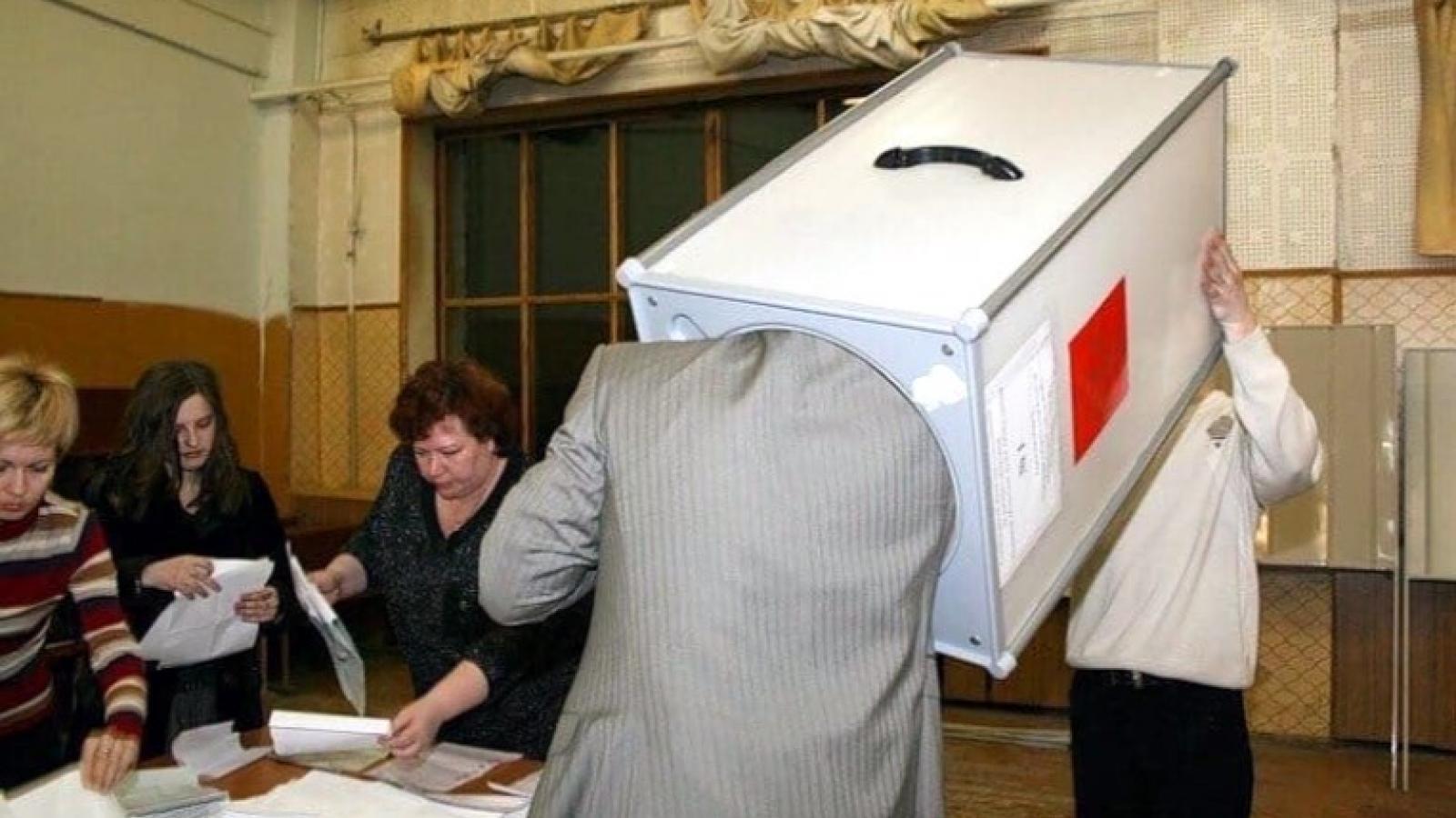 Гражданам не покажут, что творится на выборах
