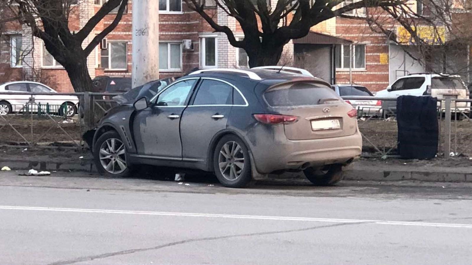 Водитель насмерть разбился в Вологде