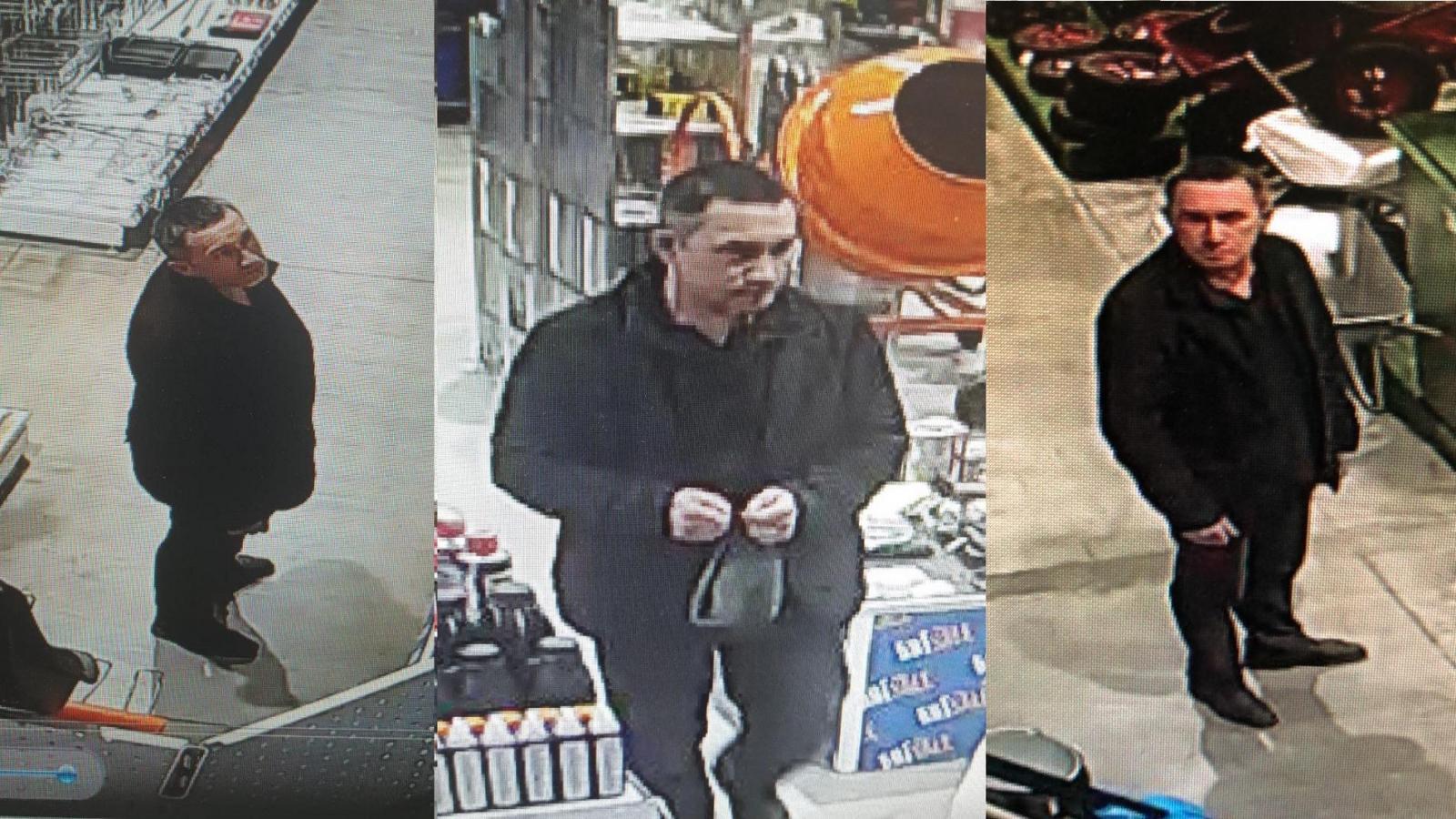 В Вологде разыскивают мужчину, который украл товар из магазина