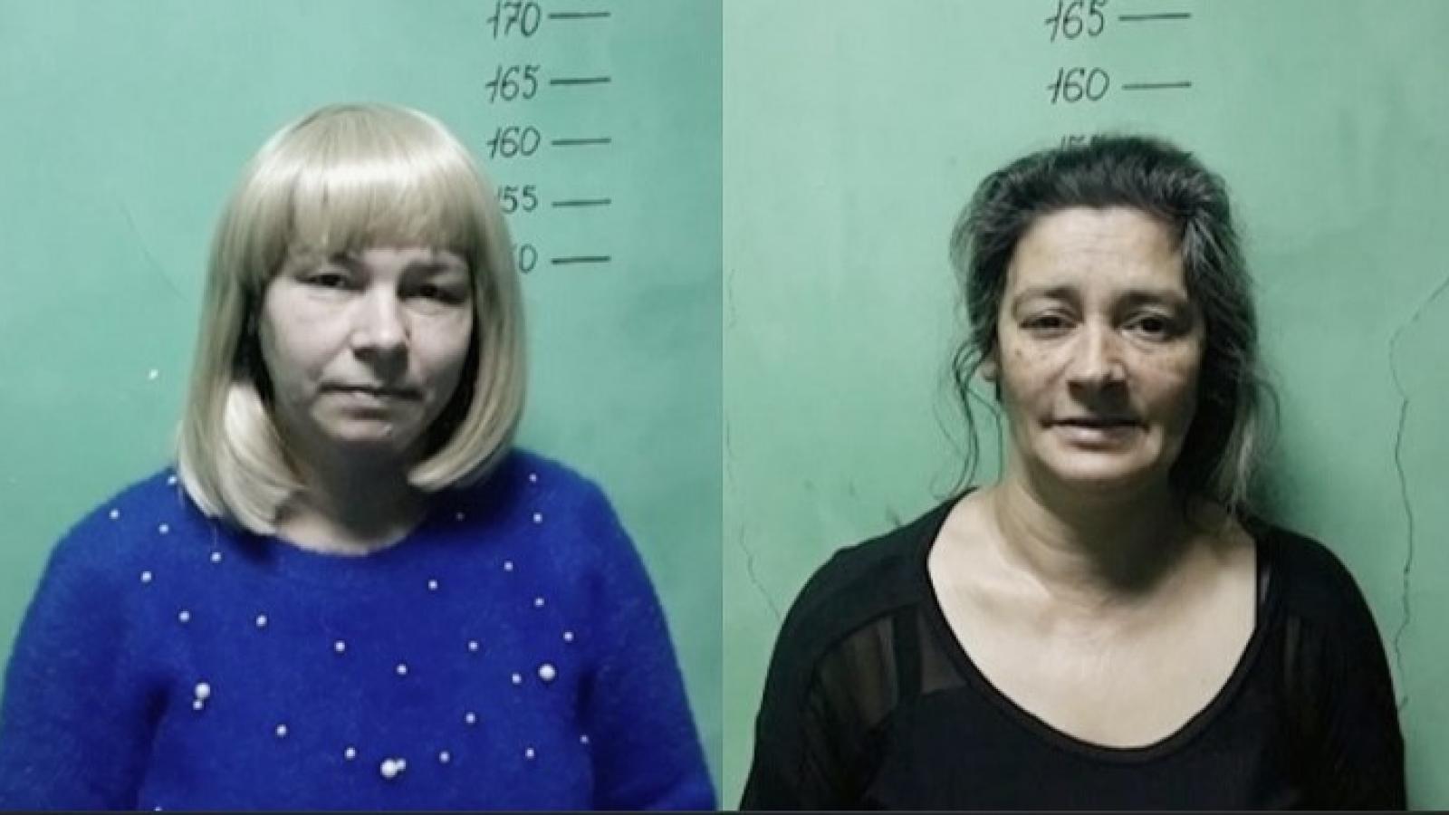 Задержали двух ведьм-аферисток