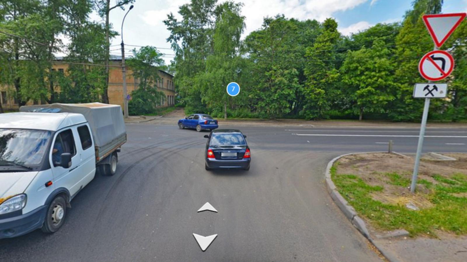 Изменения дорожного движения в Вологде