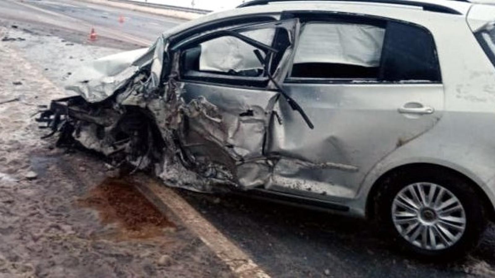 3 человека пострадало на трассе Вологодчины