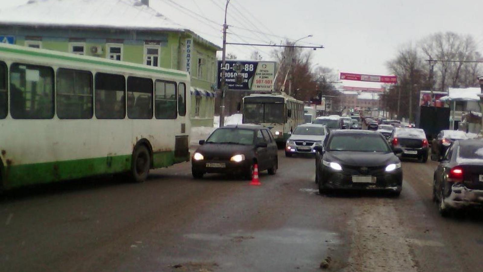 Два ДТП на Чернышевского: есть пострадавшие
