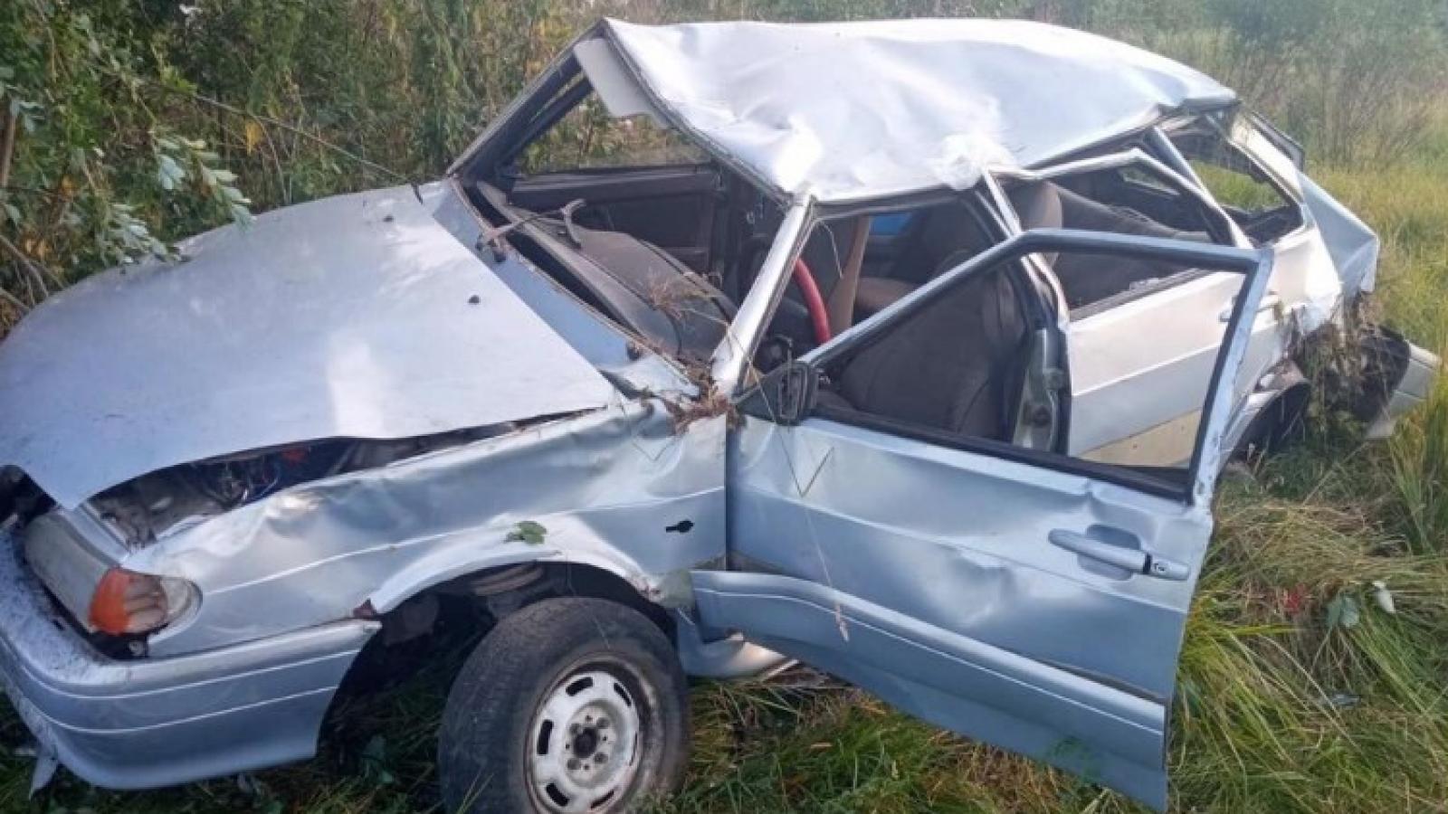 Пьяный водитель травмировал троих детей