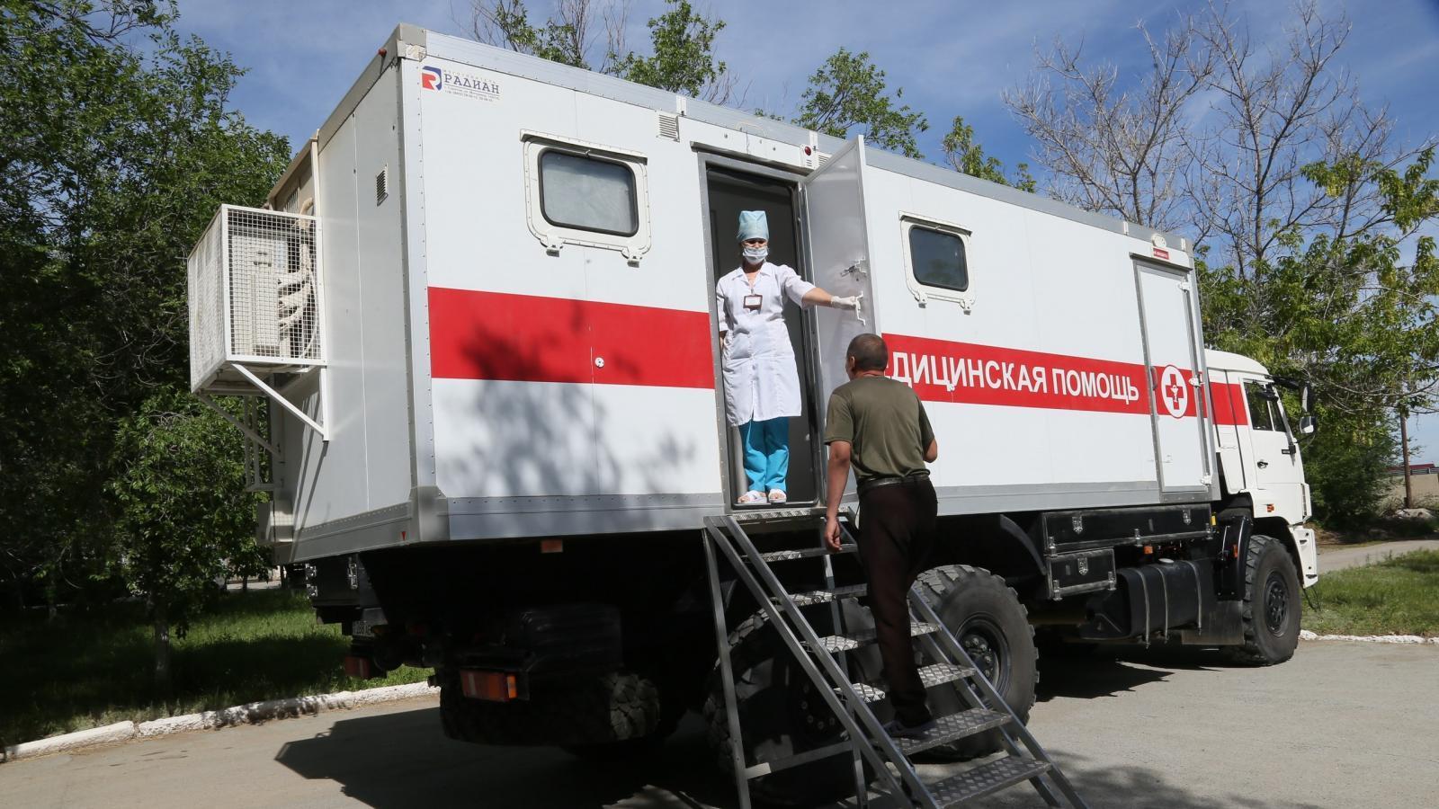Вологодской поликлинике дадут КамАЗ