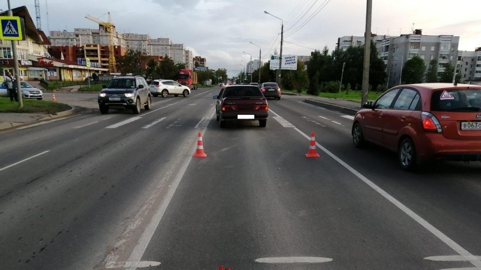 Водитель сбил 6-летнего ребенка на пешеходном переходе