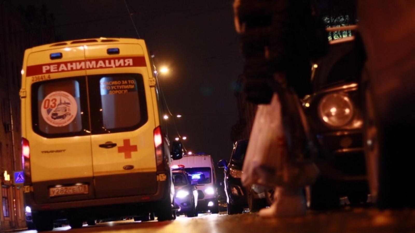 Ребёнок пострадал в аварии в Череповце