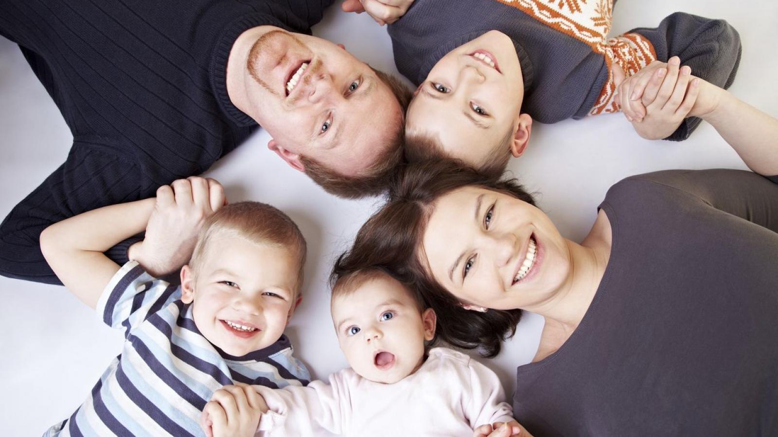 У многодетных родителей появится право на отпуск с открытой датой