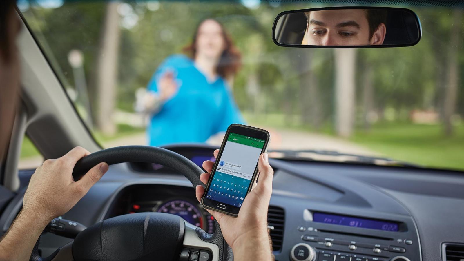 Увеличат ли штраф для водителей за пользование телефоном